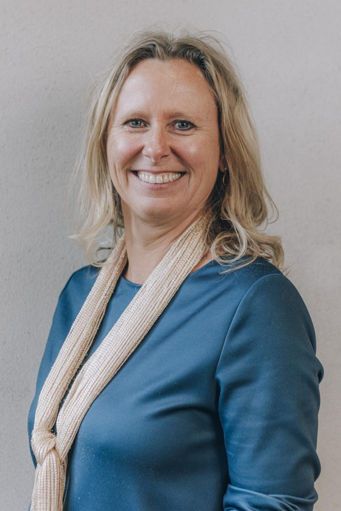 Anja van Zandbergen, Anja van Zandbergen